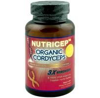 Đông Trùng Hạ Thảo Nutricep Organic Cordyceps của Mỹ. Viên uống bồi bổ sức khỏe hiệu quả chính hãng