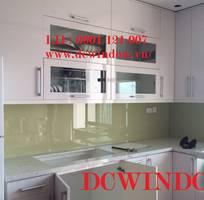 1 Kính màu ốp bếp DCWINDOW - Kính bếp tại Đà Nẵng