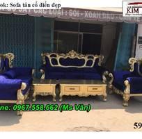 14 Nơi bán sofa cổ điển đặt đóng siêu đẹp, uy tín, chất lượng