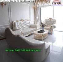 15 Nơi bán sofa cổ điển đặt đóng siêu đẹp, uy tín, chất lượng