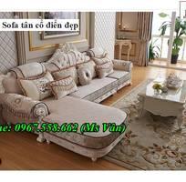 11 Xưởng sản xuất sofa tân cổ điển góc L giá rẻ giao hàng toàn quốc