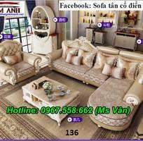 13 Xưởng sản xuất sofa tân cổ điển góc L giá rẻ giao hàng toàn quốc
