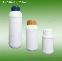 2 Chai nhựa gá rẻ . chai nhựa HDPE , cần bán chai nhựa