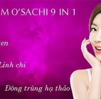 1 Kem dưỡng trắng da cao cấp O sachi 9 IN 1 chống lão hóa mang lại sức sống mới cho làn da