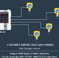 2 Đầu dò báo rò khí Etylen C2H4 QM-4700D F