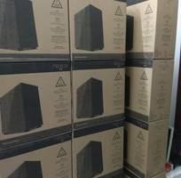 2 Case NEXUS M trắng, kính cl, có sẵn 3 fan 12cm