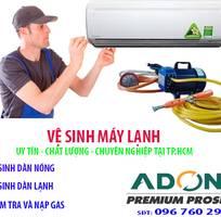 Vệ sinh máy lạnh tại nhà khu vực quận Gò Vấp
