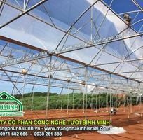 2 Cung cấp nhà dùng nhà kính, cung cấp vật tư nhà kính, các loại màng phủ nông nghiệp