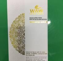 6 Tìm nhà phân phối cho serum dưỡng trắng da WAW NATURAL chiết khấu lên đến hơn 50