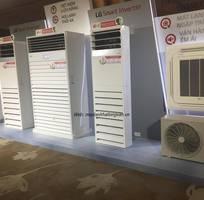 Đại lý cung cấp và lắp đặt máy lạnh tủ đứng LG inverter 100 chính hãng giá tốt nhất