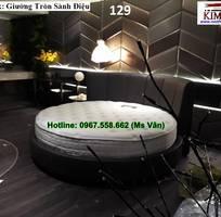 6 Chuyên bán giường ngủ hình tròn cực đẹp thiết kế theo yêu cầu