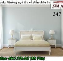 4 Giường ngủ cổ điển châu âu giá rẻ - những mẫu giường cổ điển đẹp