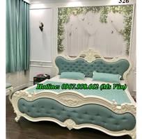 7 Giường ngủ cổ điển châu âu giá rẻ - những mẫu giường cổ điển đẹp