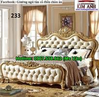 15 Giường ngủ cổ điển châu âu giá rẻ - những mẫu giường cổ điển đẹp