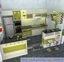 5 Mẫu tủ bếp nhỏ xinh được ưa chuộng nhất hiện nay