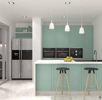 17 Mẫu tủ bếp nhỏ xinh được ưa chuộng nhất hiện nay