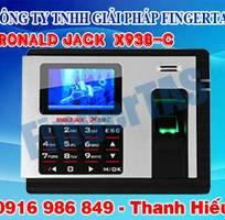 Máy chấm công Ronald Jack X938c giá rẻ nhất