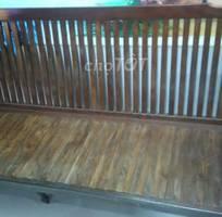 1 Cần thanh lý bộ bàn ghế lim cũ