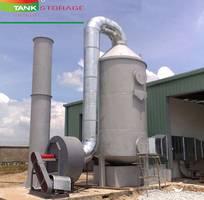 Hệ thống xử lý khí thải- Tháp hấp thụ