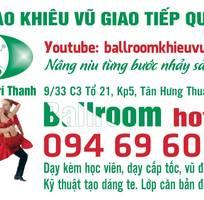 2 Ballroom Khiêu Vũ Trí Thanh 2019. Thương hiệu chuyên đào tạo khiêu vũ kèm cá nhân uy tín nhất TP.HCM