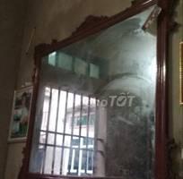 Khung gương.165m x 175m không dùng đến cần bán
