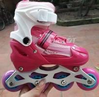 Bộ giày patin trẻ em