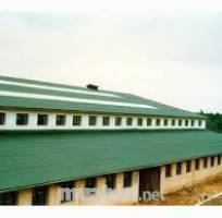 5 Tấm lợp nhà xưởng trang trại không bị hấp thụ nhiệt,không bị ồn bảo hành 15 năm,xuất sứ thổ nhỹ kỳ