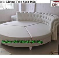 10 Giường ngủ hình tròn sang trọng tinh tế và độc đáo cho phòng ngủ