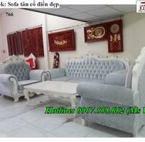 12 Mẫu sofa cổ điển cực sang trọng đẳng cấp đặt đóng tại xưởng