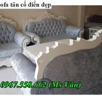 17 Mẫu sofa cổ điển cực sang trọng đẳng cấp đặt đóng tại xưởng