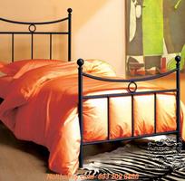 5 Giường sắt trẻ em, giường sắt 1m2 cho bé yêu nhà bạn