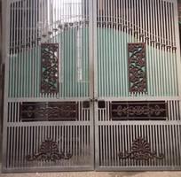 Bộ cửa cổng kích thước 2m15nhan 255