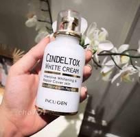 Kem dưỡng truyền trắng Cindel tox