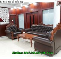 8 Thanh lý ghế sofa cổ điển giá gốc tại xưởng