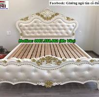 12 Bộ giường tủ màu trắng cổ điển cực đẳng cấp đặt đóng tại xưởng