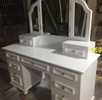2 Xưởng chuyên đặt đóng bàn phấn trang điểm gỗ tự nhiên mẫu mã nhập khẩu cao cấp tại Đồng Nai