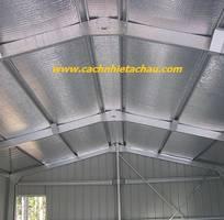 3 Mút cách nhiệt PE chống nóng mái tôn hiệu quả, chống ẩm, giảm tiếng ồn