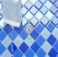 1 Gạch Mosaic Thủy Tinh G725-26