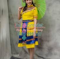 1 Bán trang phục dân tộc mèo tây nguyên đẹp mới