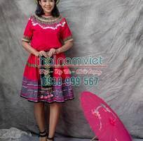 7 Bán trang phục dân tộc mèo tây nguyên đẹp mới