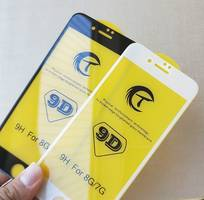 Kính cường lực 9D cho iPhone 6-7-8-Plus-X-XS-XS Max