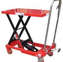Bán và Phân phối Xe nâng mặt bàn TT150 tải trọng 150kg