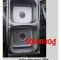Cần bán chậu đúc inox 304