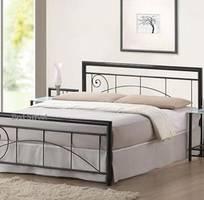 2 Giường sắt cho Homestay, giường sắt cho nhà nghỉ, giường sắt cho khách sạn
