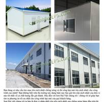 5 Thi công và phân phối Panel cách nhiệt - tôn cách nhiệt
