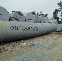 19 Bồn, téc chứa hóa chất xăng dầu các loại