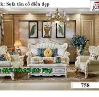 3 Chuyên bán sofa tân cổ điển đẹp cao cấp đẳng cấp đại gia