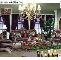 10 Chuyên bán sofa tân cổ điển đẹp cao cấp đẳng cấp đại gia