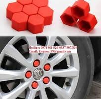 3 Chụp ốc ô tô, núm ốc ô tô, ốc trang trí xe hơi, ô tô