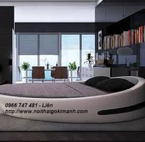 7 Nơi mua giường ngủ hình tròn sành điệu giá rẻ tại TP.HCM